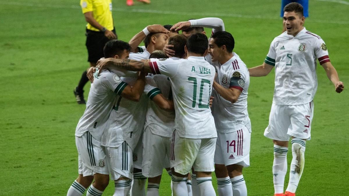 Mexico Mundial Qatar 2022 Octagonal Concacaf