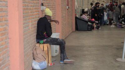 San Luis Potosí: Casa del Migrante se satura tras llegada de haitianos