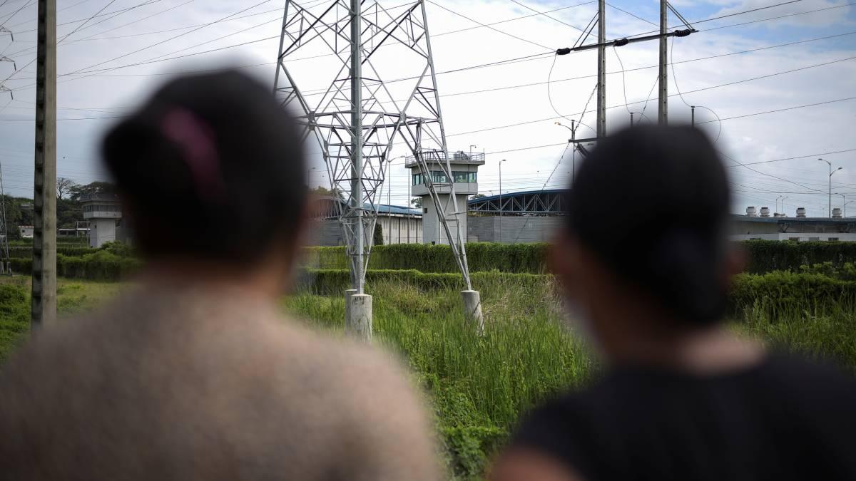 Ecuador enfrentamiento cárcel