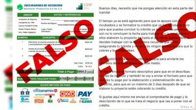 Economía fraude crédito