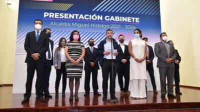 Tabe gabinete Hidalgo
