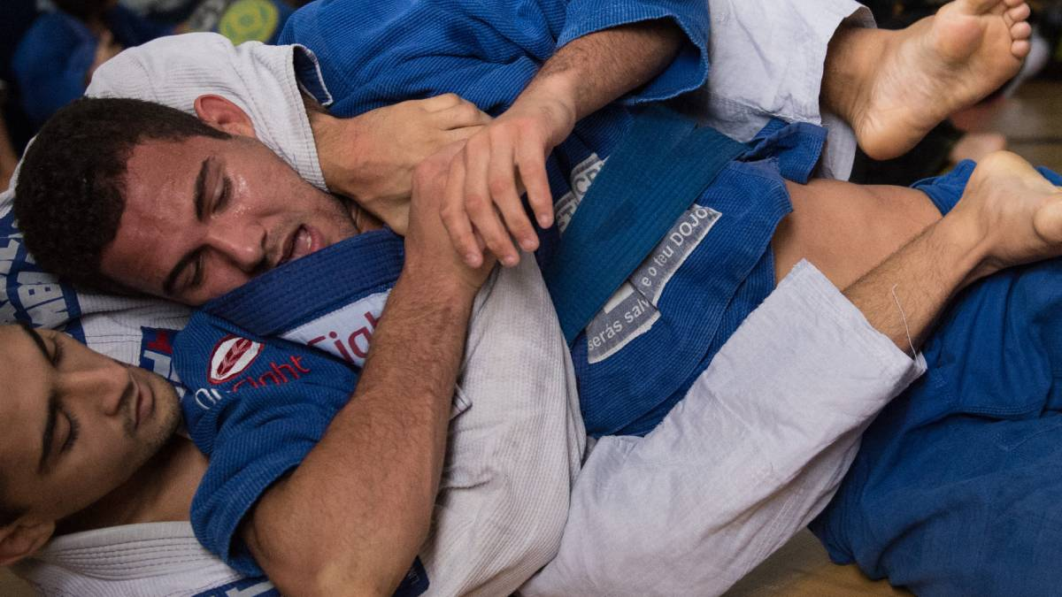 Inglaterra Jiu-jitsu