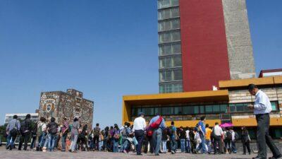 UNAM FGR científicos