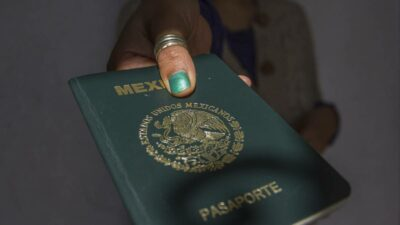 Pasaportes menores padres