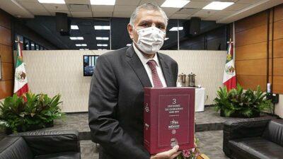 López Segob Informe