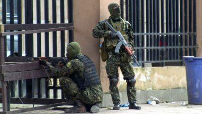 Guinea queda Estado