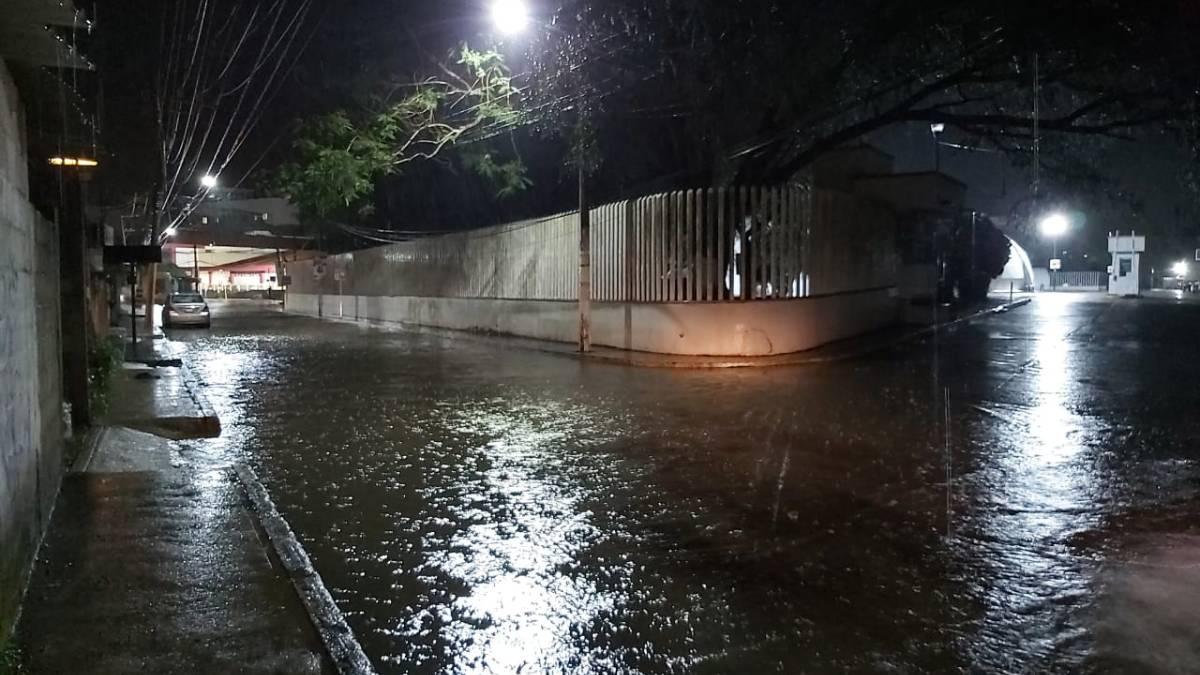 Tabasco lluvias