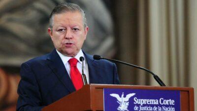 objeción de conciencia Arturo Zaldívar