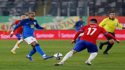 Neymar responde a los señalamientos sobre su peso