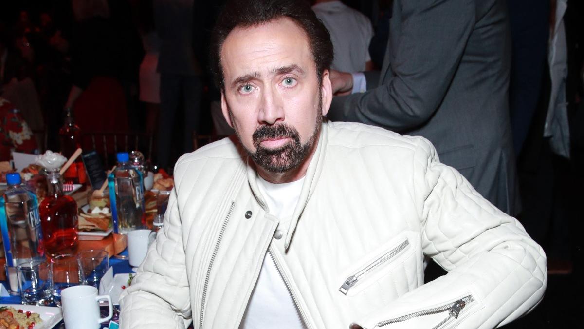 Nicolas Cage retiro