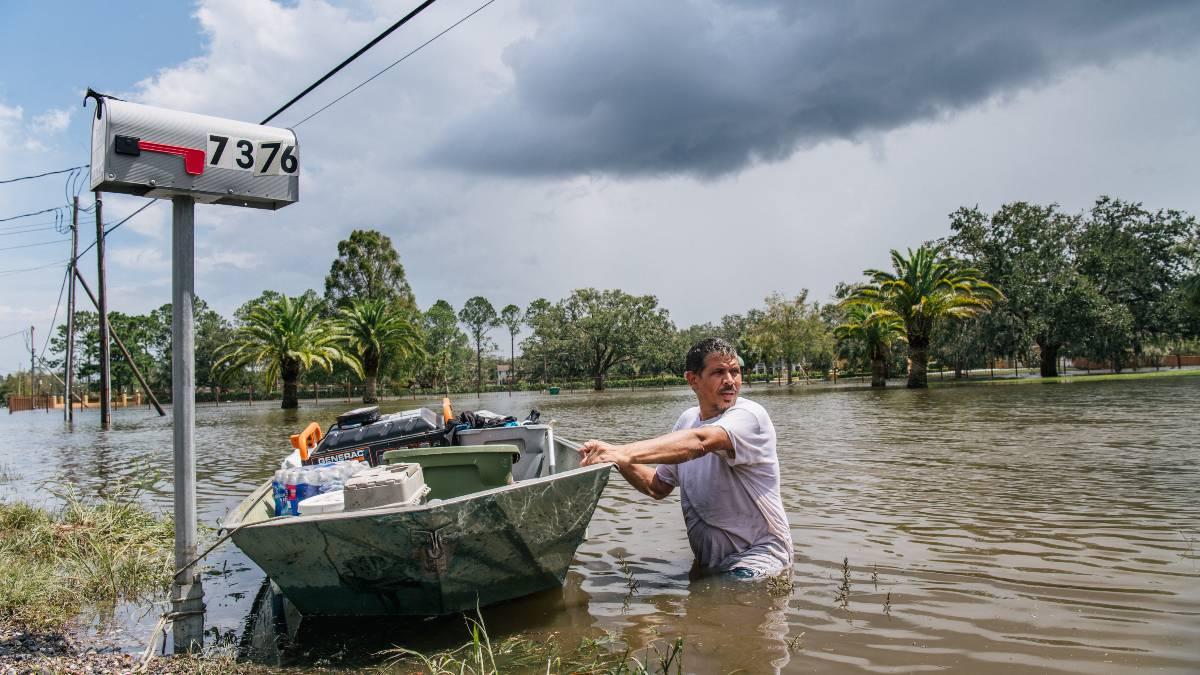 Nueva Orleans establece toque de queda tras paso de huracán Ida