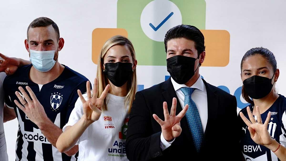 Samuel García donará su sueldo como gobernador de Nuevo León