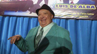"""Luis de Alba, """"Pirruris"""", es hospitalizado de emergencia tras sufrir una caída"""