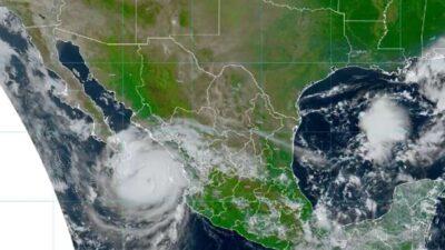 Olaf se intensifica huracán categoría 1; se prevén lluvias en estos estados