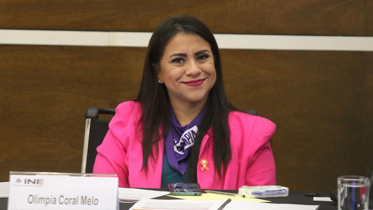 Olimpia Coral Melo:Time la reconoce entre las 100 personas más influyentes - revista Time 2021