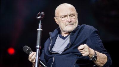 Phil Collins sufre problemas de salud, apenas puede sostener las baquetas