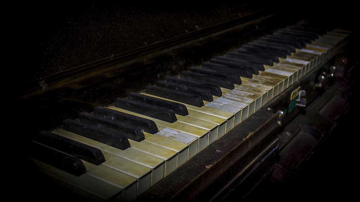 El piano de la primaria Leona Vicario; mito o verdad