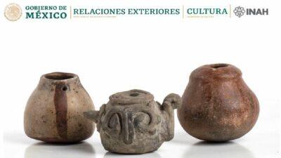 PIEZAS ARQUEOLOGICA MEXICANA