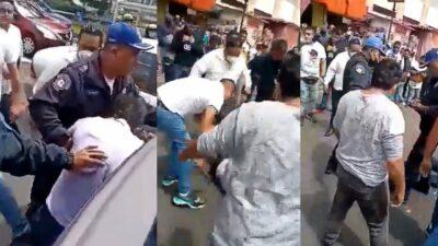 POLICIAS LINCHAMIENTO