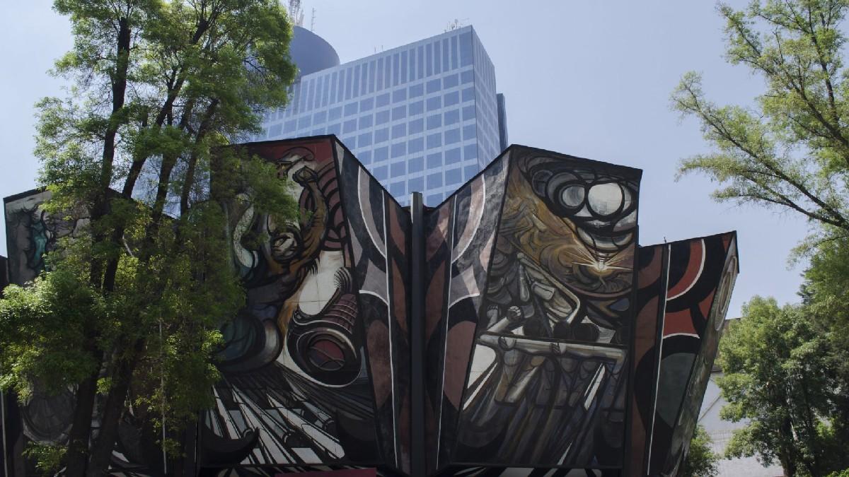Polyforum Siqueiros: El mural más grande está en CDMX; conócelo