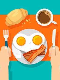 ¿Por qué no debes saltarte el desayuno?