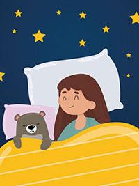 ¿Cuántas horas deben dormir los niños y los adolescentes?