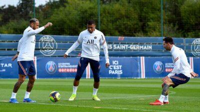 Champions League: ¿cuándo será el debut de Messi-Neymar-Mbappé?