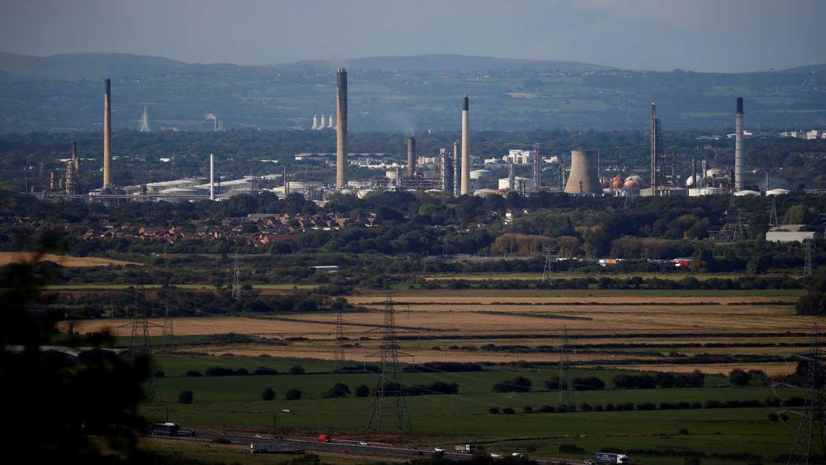 Reino Unido alcanza un acuerdo fiscal con refinería Essar por el combustible