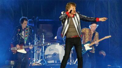 Rolling Stones Nueva Cancion Troubles A Comin