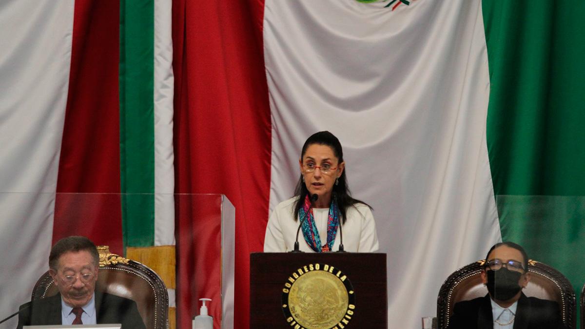 Tercer informe de Gobierno de Claudia Sheinbaum