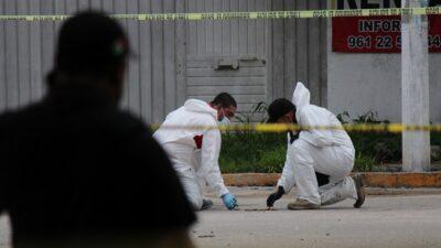 Sinaloa: atacan a familia que viajaba en camioneta; hay un muerto
