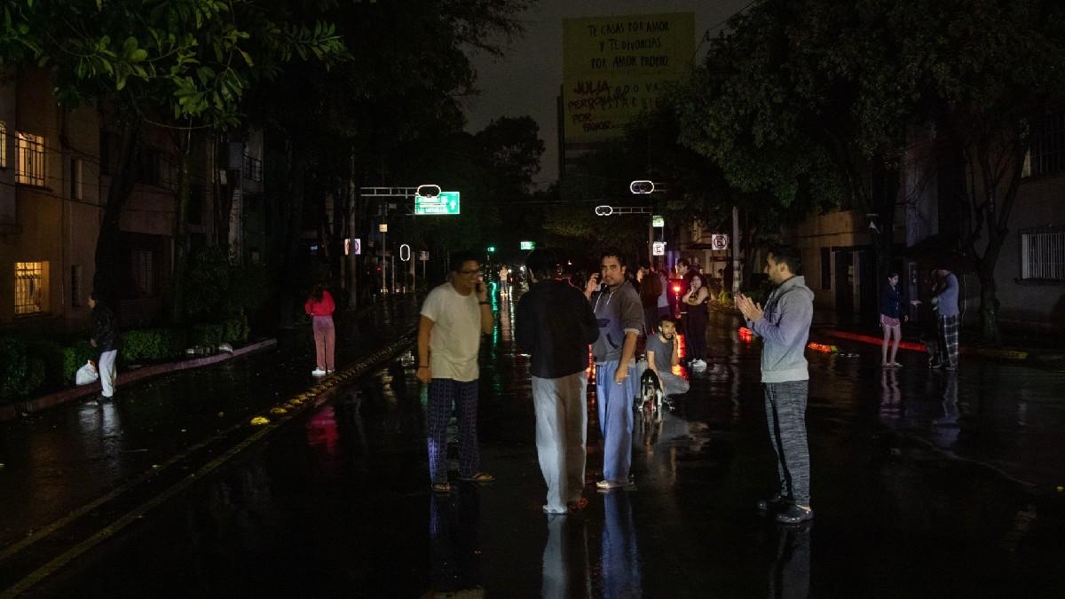 Sismos en México: Zonas de CDMX donde se siente más un temblor