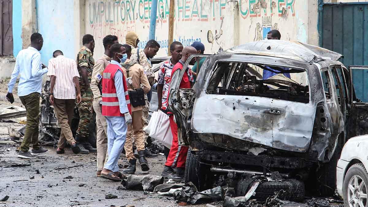 Explosión en Somalia: coche bomba deja un saldo de al menos 8 muertos