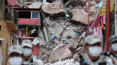 Desastres naturales nos recuerdan todo lo que hacemos mal