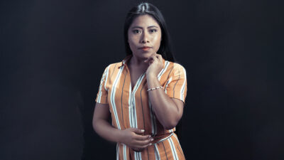 """Yalitza Aparicio protagoniza el cortometraje """"Hijas de brujas"""""""
