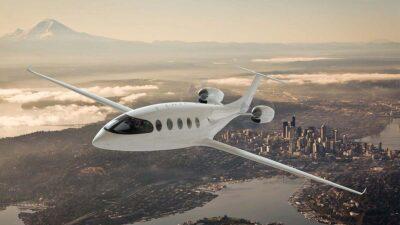 Alice, así es el avión 100% eléctrico que volará este 2021