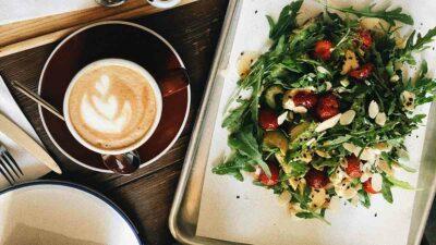 café verduras COVID-19