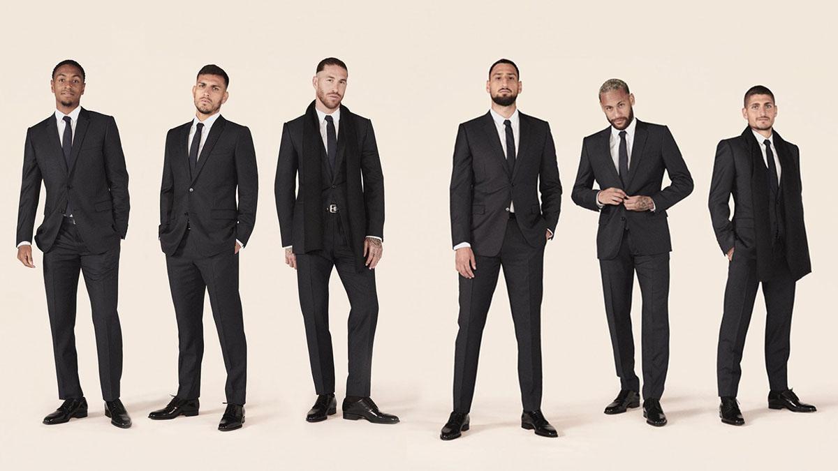 El PSG firma un acuerdo por dos años con casa de moda Christian Dior