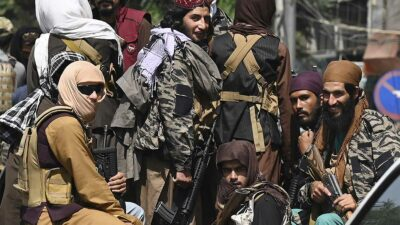 La ONG italiana Emergency en Afganistán confirmó cuatro fallecidos. Foto: AFP