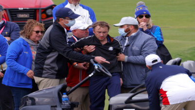 "Tom Felton, actor de ""Harry Potter"", colapsa durante partido de golf"