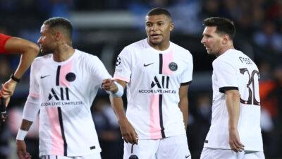 Champions League: PSG no puede y empata con Brujas 1-1