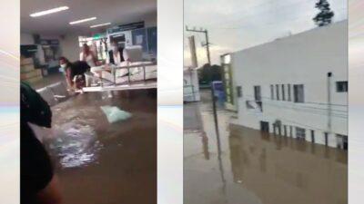 Hidalgo: Río en Tula inunda hospital de IMSS; hay 17 muertos