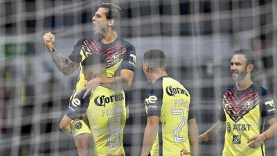 América derrota a Mazatlán en la jornada 8 del Apertura 2021