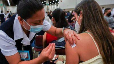 Vacunación COVID-19 estados: semana del 20 al 26 de septiembre