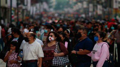 Variante Mu ya está en México pero no es más agresiva: Hugo López-Gatell