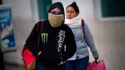 Frentes Fríos: Conagua pronostica 56 en México
