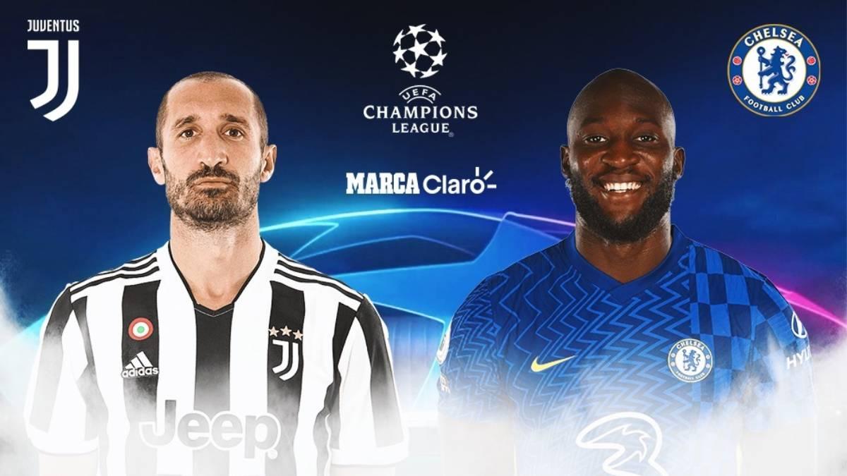 Juventus vs Chelsea, en vivo