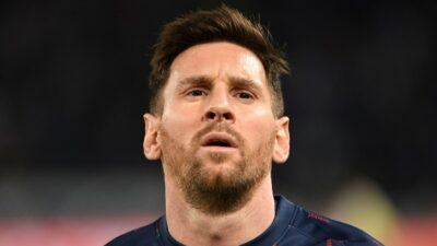Lionel Messi sigue lesionado, es duda para partido contra Manchester City