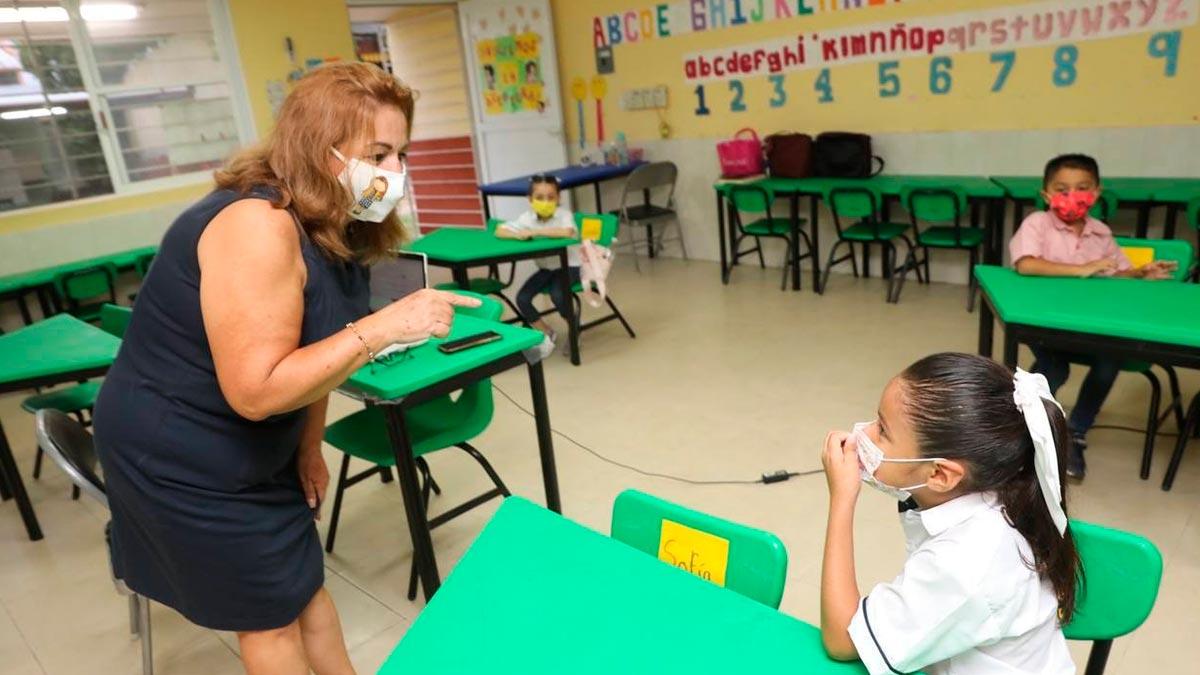 Yucatán Inicia Ciclo Escolar 2021 – 2022