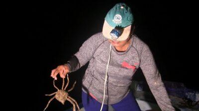 Yucatán: Pescadoras nocturnas de San Felipe, hacen del mar una oportunidad